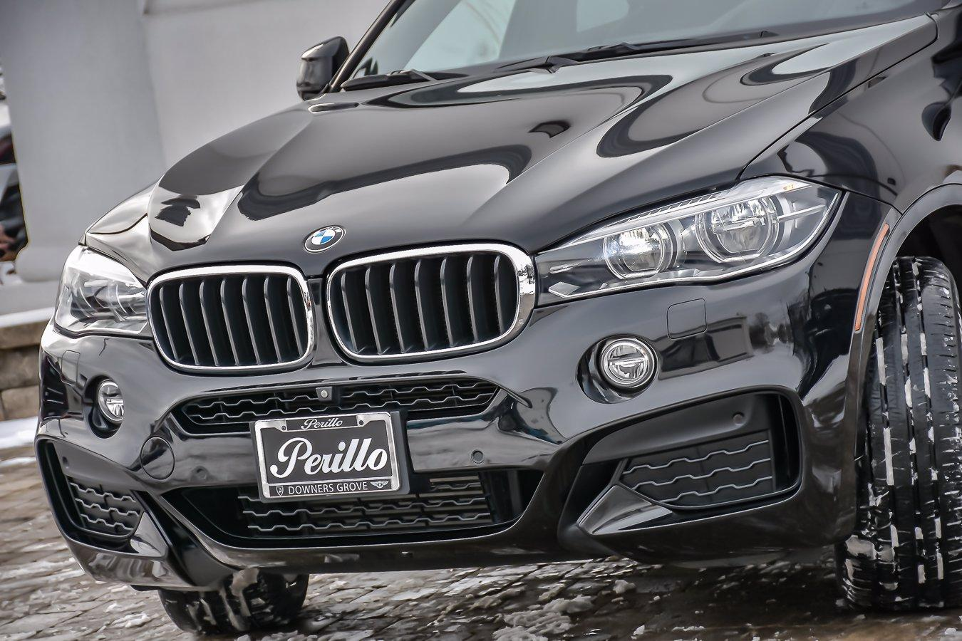 Used 2017 BMW X6 xDrive35i M-Sport Luxury Premium | Downers Grove, IL