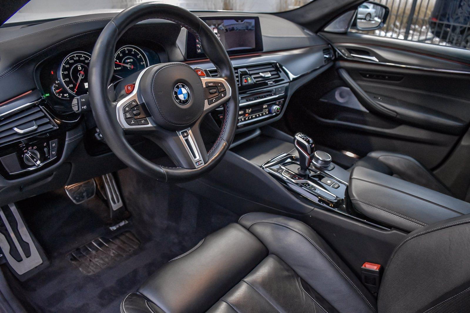 Used 2019 BMW M5 Competition Executive | Downers Grove, IL