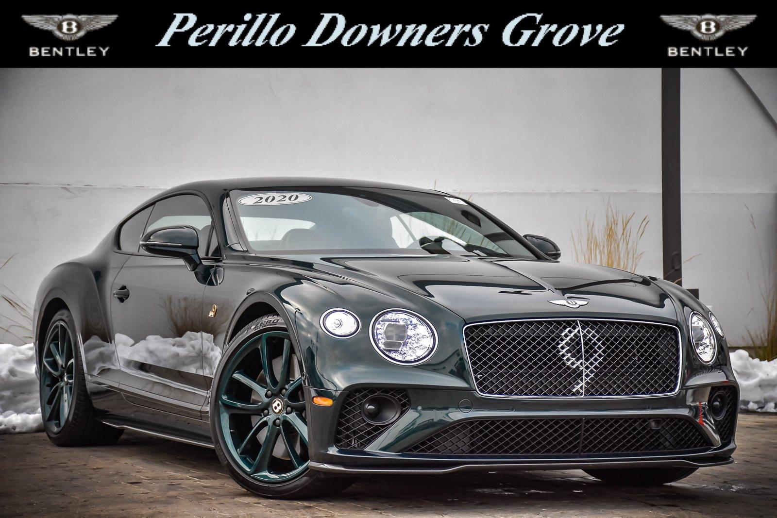 Used 2020 Bentley Continental GT Number 9 Edition | Downers Grove, IL