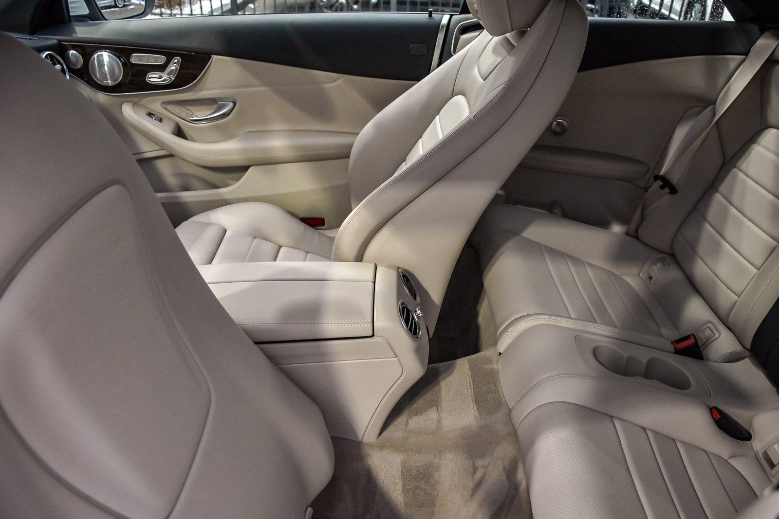 Used 2018 Mercedes-Benz C-Class C 300 AMG Line With Navigation | Downers Grove, IL