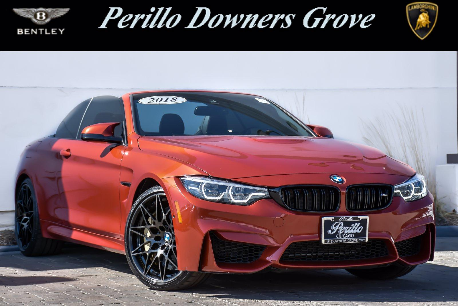Used 2018 BMW M4  | Downers Grove, IL