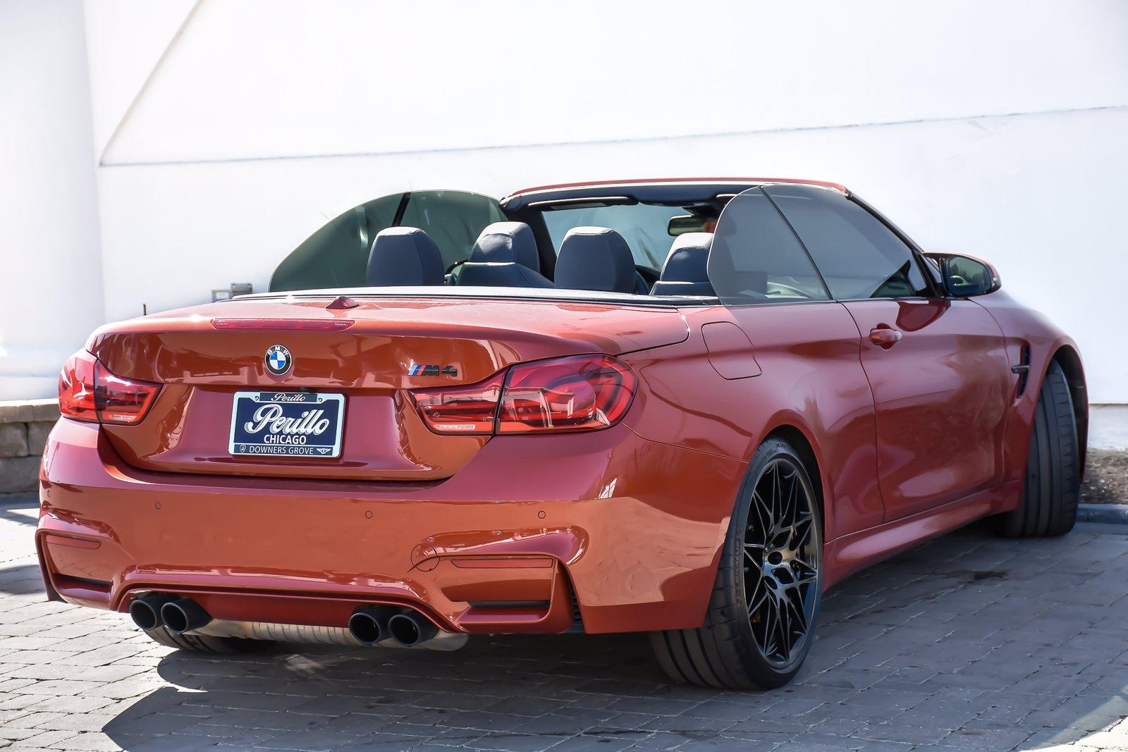 Used 2018 BMW M4 Executive Competition Pkg | Downers Grove, IL