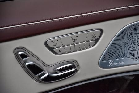 Used 2019 Mercedes-Benz S-Class Maybach S 560, Rear Ent, | Downers Grove, IL