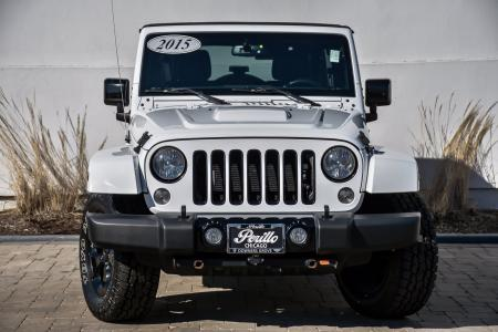 Used 2015 Jeep Wrangler Unlimited Altitude | Downers Grove, IL