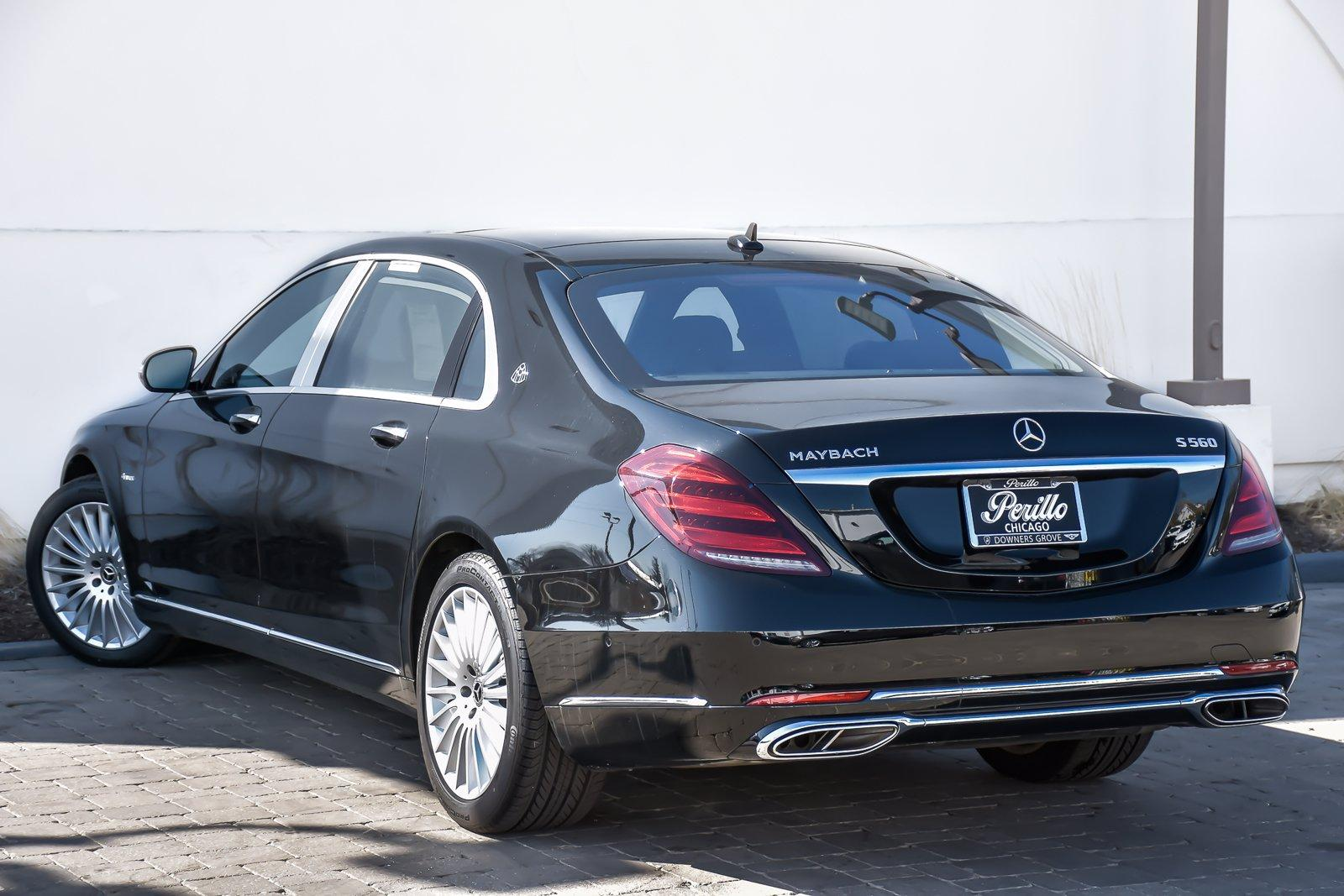 Used 2018 Mercedes-Benz S-Class Maybach S 560, Rear Ent, | Downers Grove, IL