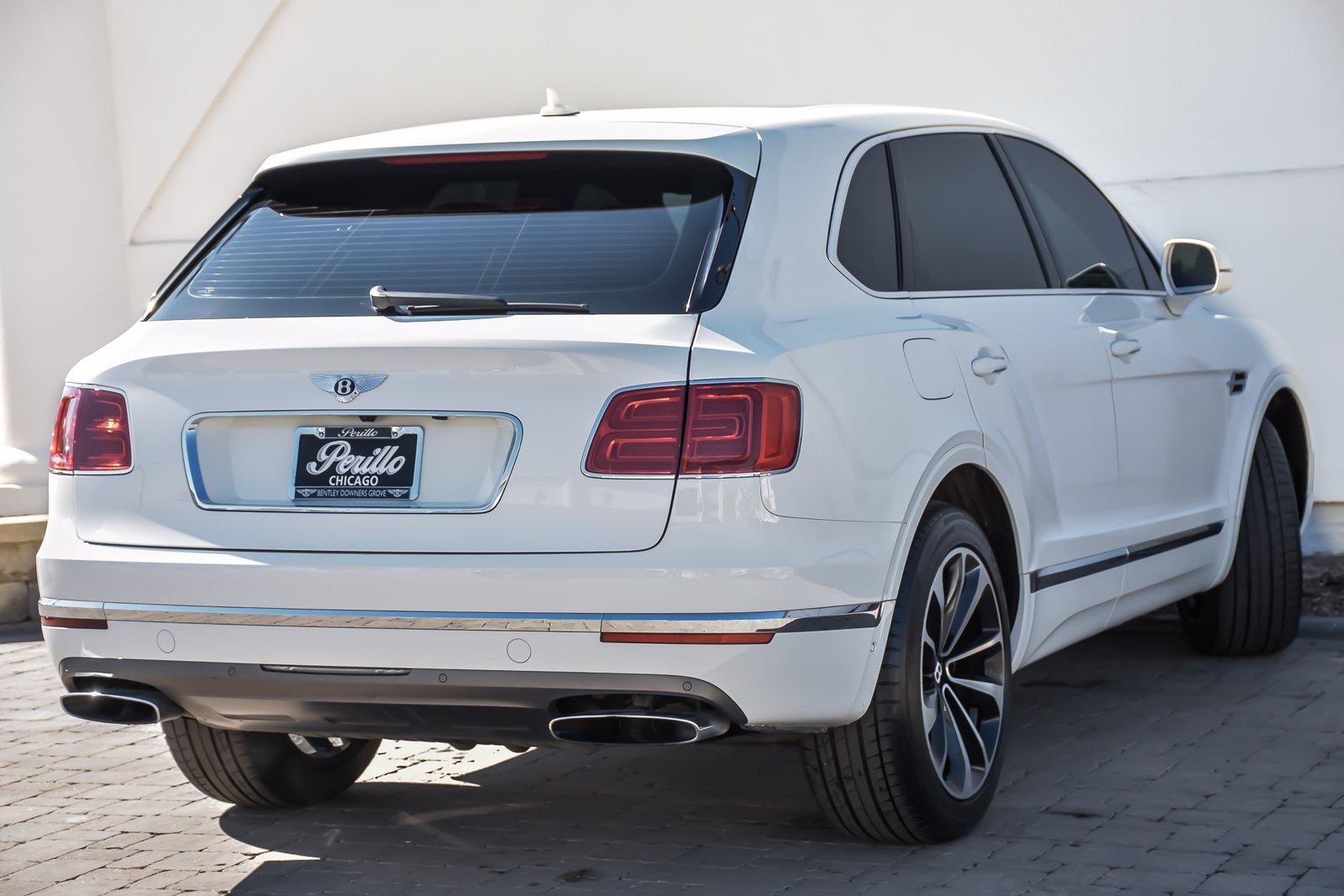 Used 2018 Bentley Bentayga Onyx Edition | Downers Grove, IL