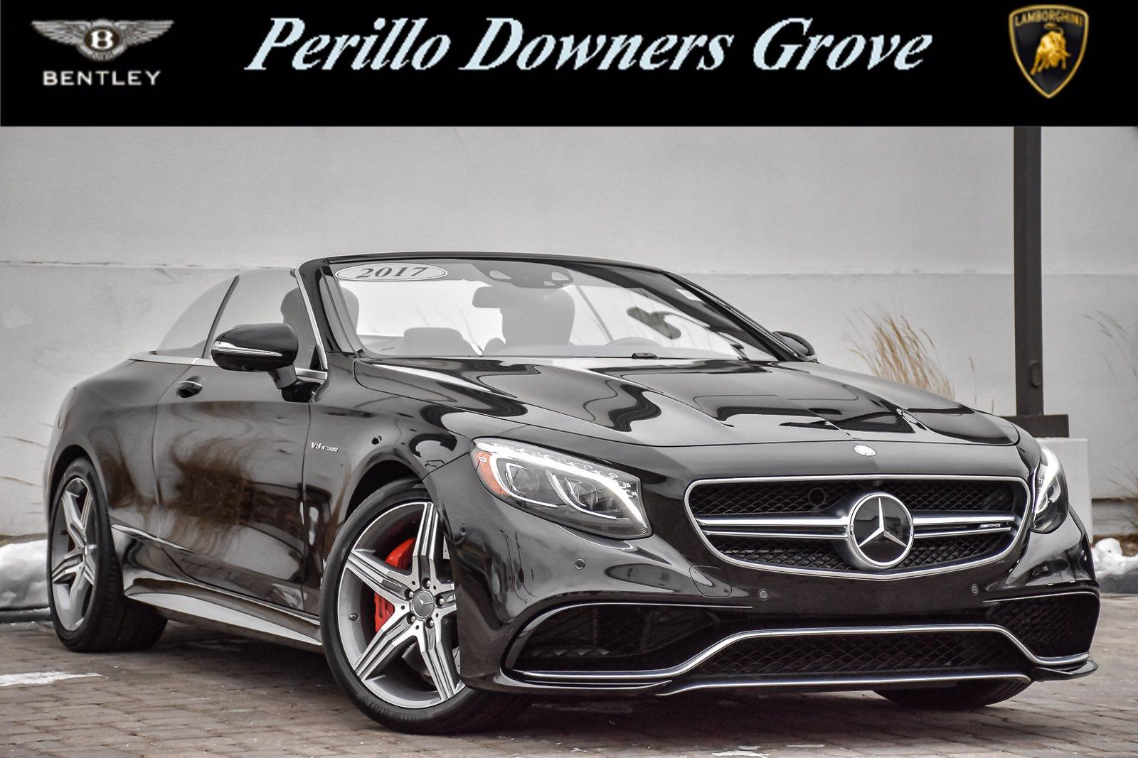 Used 2017 Mercedes-Benz S-Class AMG S 63 Cabriolet | Downers Grove, IL