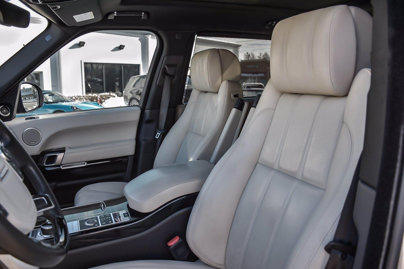Used 2017 Land Rover Range Rover V8 Supercharged LWB, Rear Ent,   Downers Grove, IL