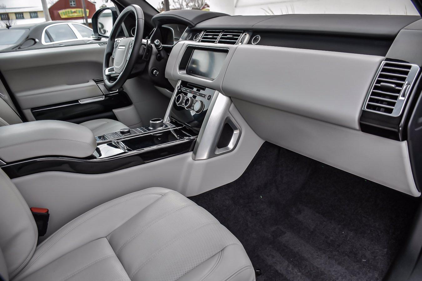 Used 2017 Land Rover Range Rover HSE SWB | Downers Grove, IL