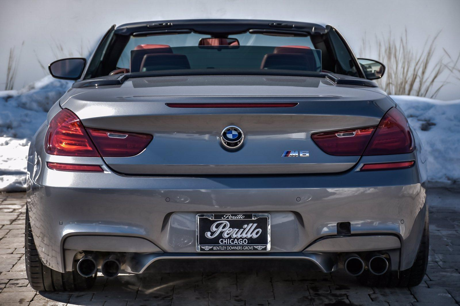 Used 2018 BMW M6 Competition/Executive | Downers Grove, IL