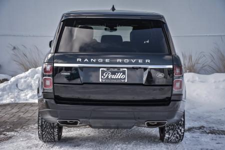 Used 2018 Land Rover Range Rover HSE | Downers Grove, IL