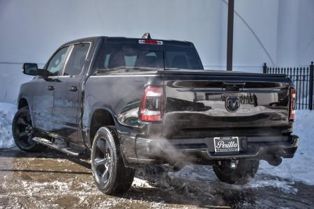 Used 2019 Ram 1500 Big Horn Black Crew Cab | Downers Grove, IL