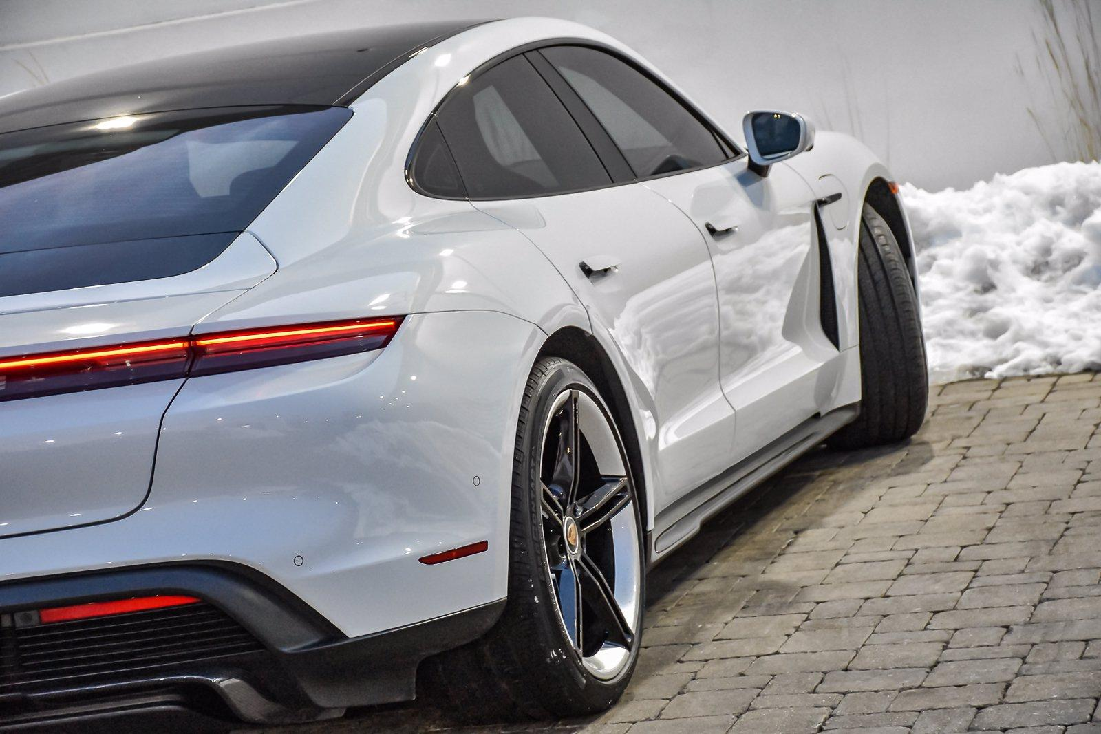 Used 2020 Porsche Taycan Turbo S | Downers Grove, IL