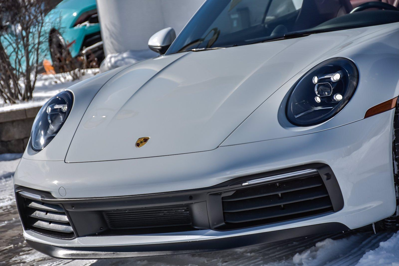 Used 2020 Porsche 911 Carrera S Sport   Downers Grove, IL