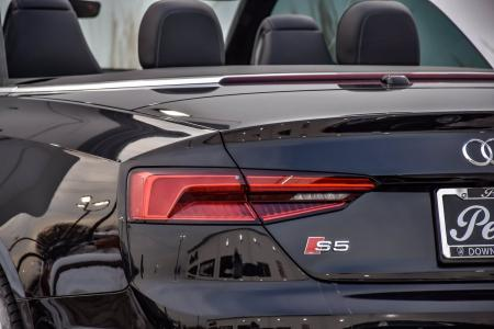 Used 2018 Audi S5 Cabriolet Premium Plus S-Sport With Navigation | Downers Grove, IL