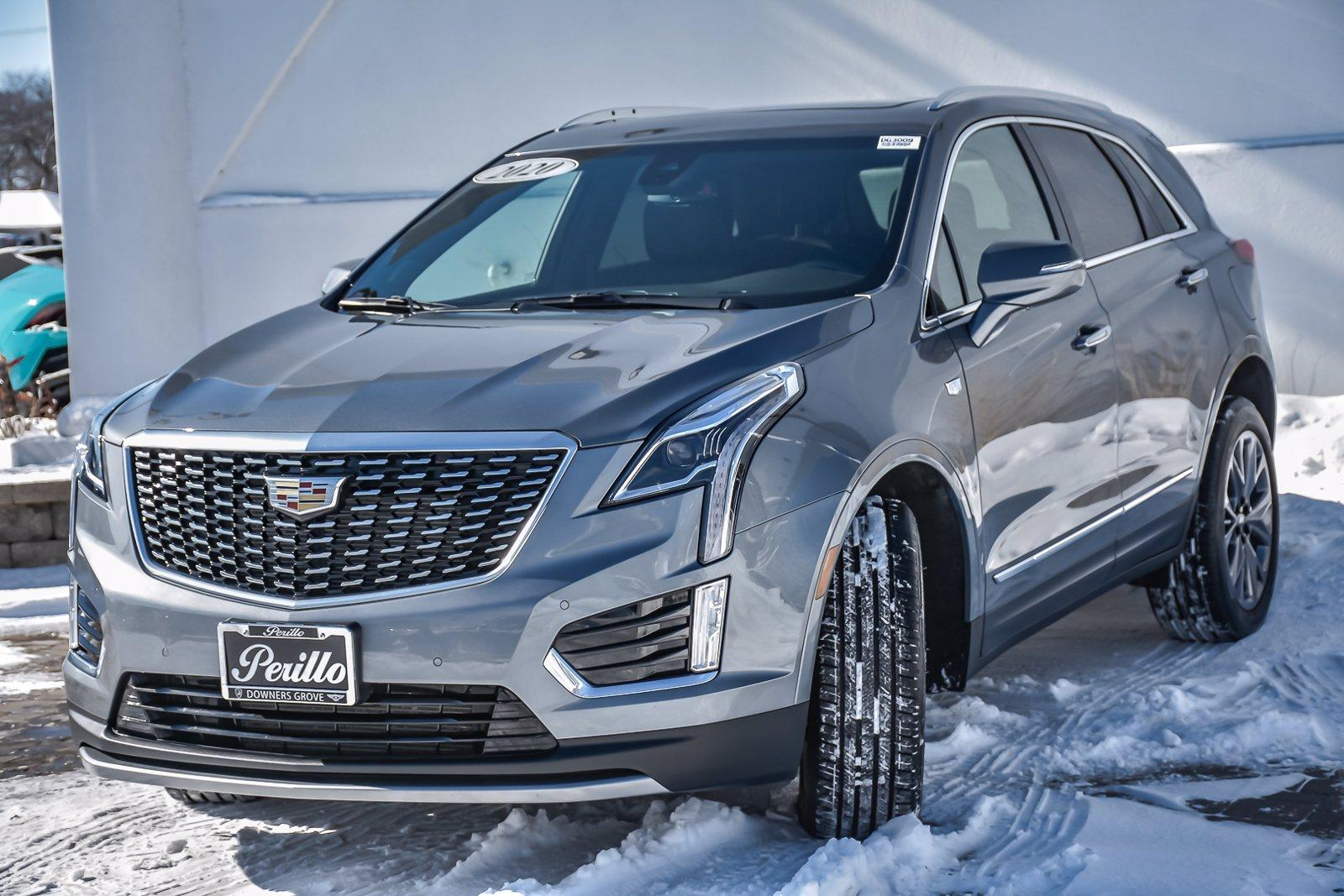 Used 2020 Cadillac XT5 Premium Luxury With Navigation | Downers Grove, IL
