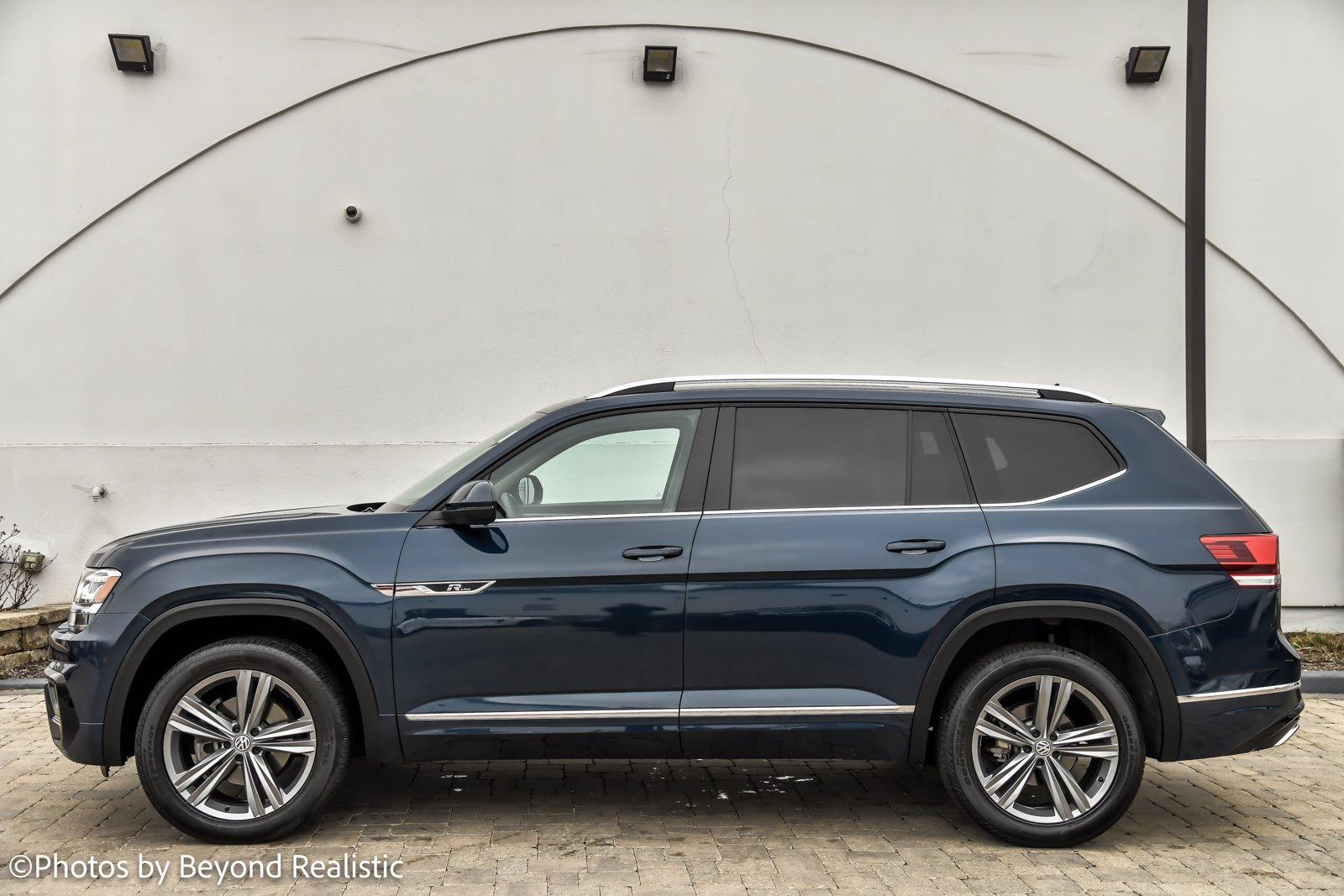 Used 2019 Volkswagen Atlas 3.6L V6 SE w/3rd Row/Technology R-Line | Downers Grove, IL