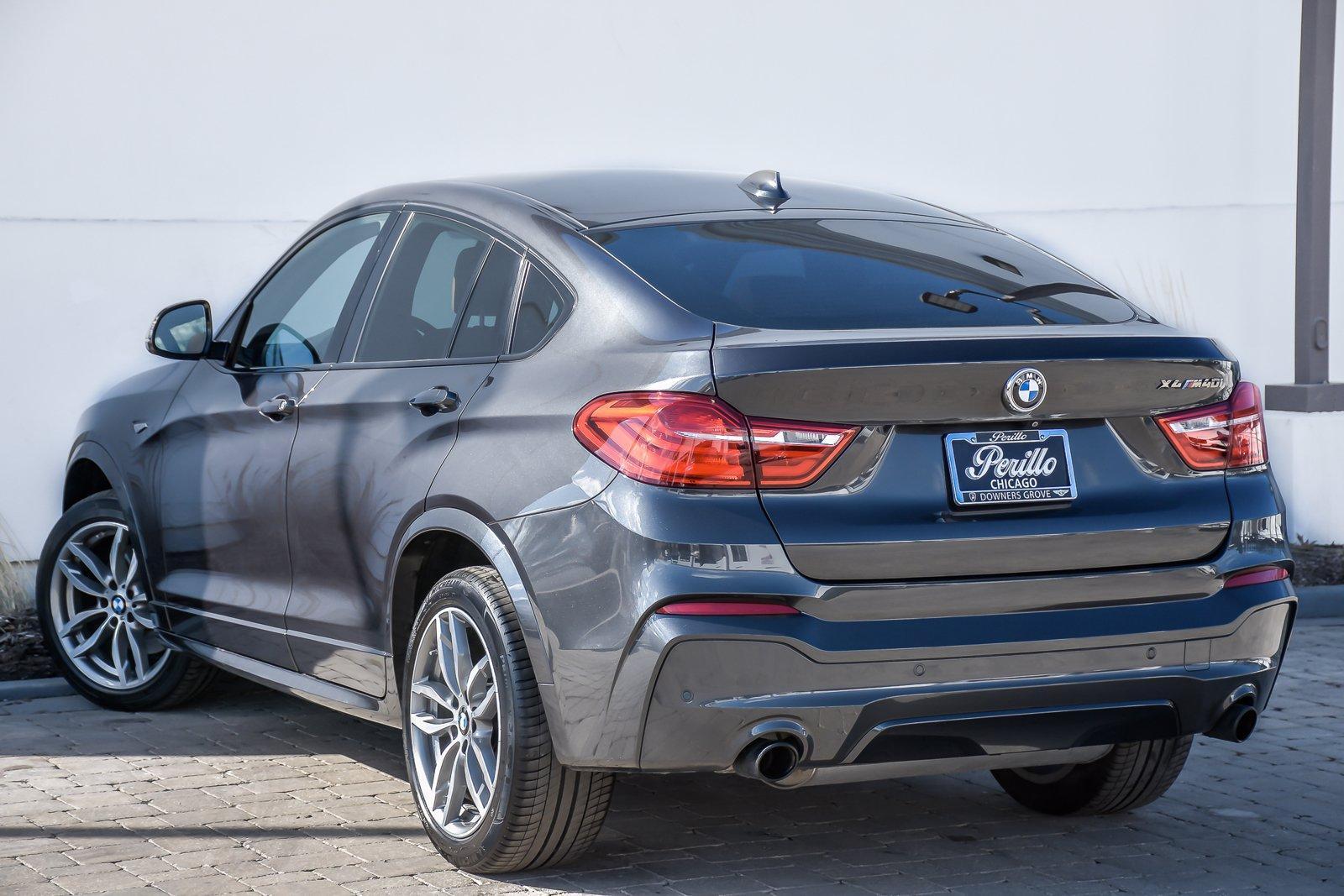 Used 2018 BMW X4 M40i | Downers Grove, IL