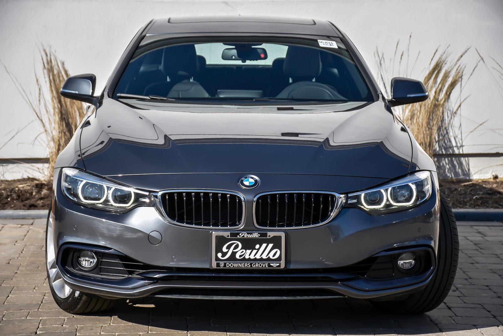 Used 2018 BMW 4 Series 430i xDrive Gran Coupe Sport-Line Premium With Navigation | Downers Grove, IL