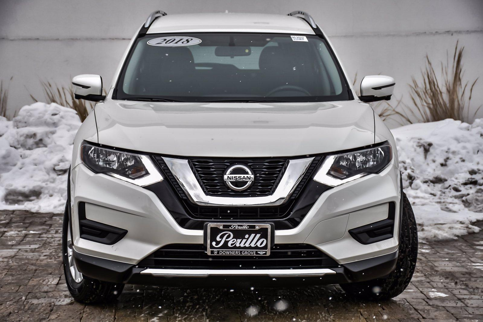 Used 2018 Nissan Rogue SV Premium With Navigation   Downers Grove, IL