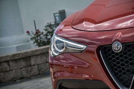 Used 2018 Alfa Romeo Stelvio Ti Sport With Navigation | Downers Grove, IL