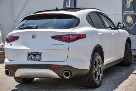 Used 2018 Alfa Romeo Stelvio Sport With Navigation | Downers Grove, IL