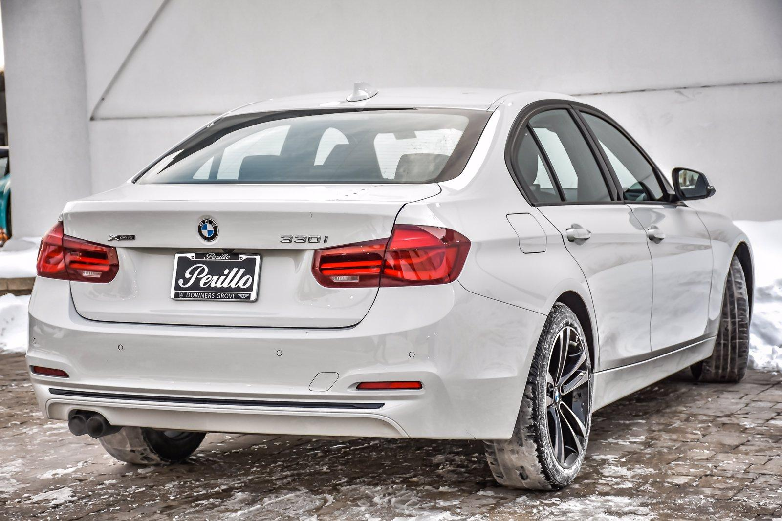 Used 2018 BMW 3 Series 330i xDrive Shadow Sport With Navigation | Downers Grove, IL