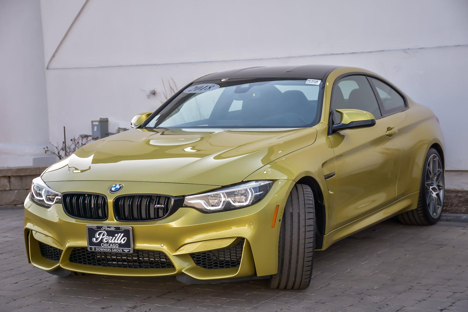 Used 2018 BMW M4 Competition Executive | Downers Grove, IL