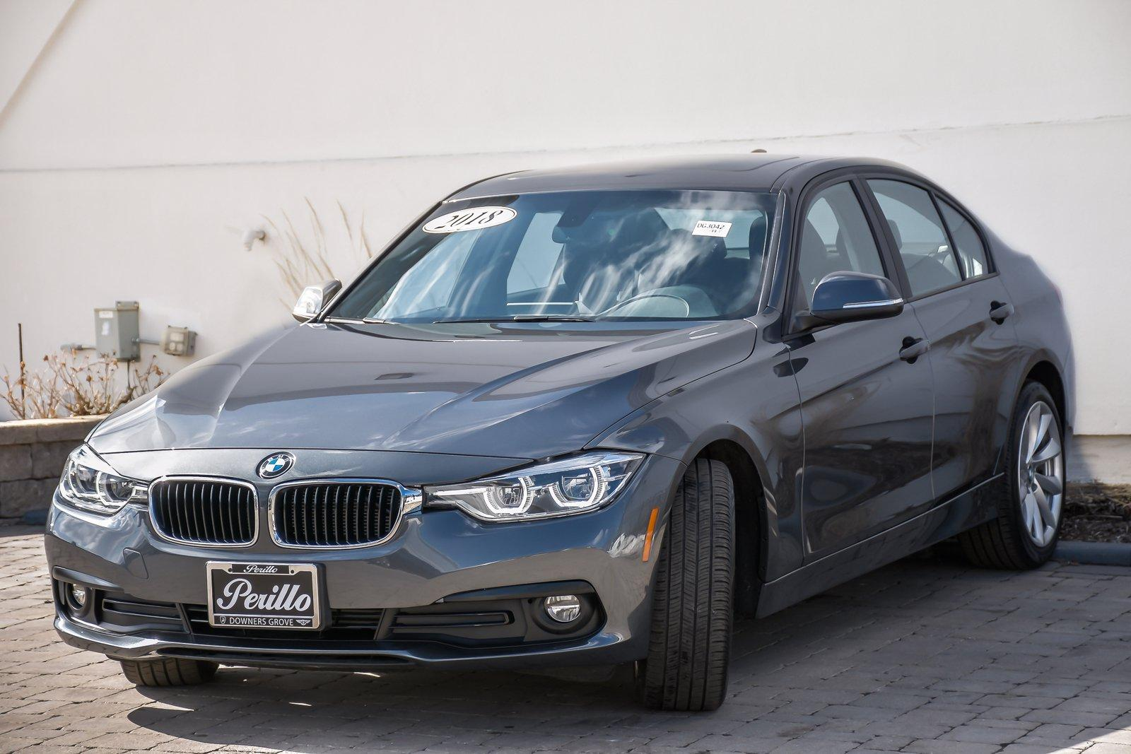 Used 2018 BMW 3 Series 320i xDrive With Navigation | Downers Grove, IL