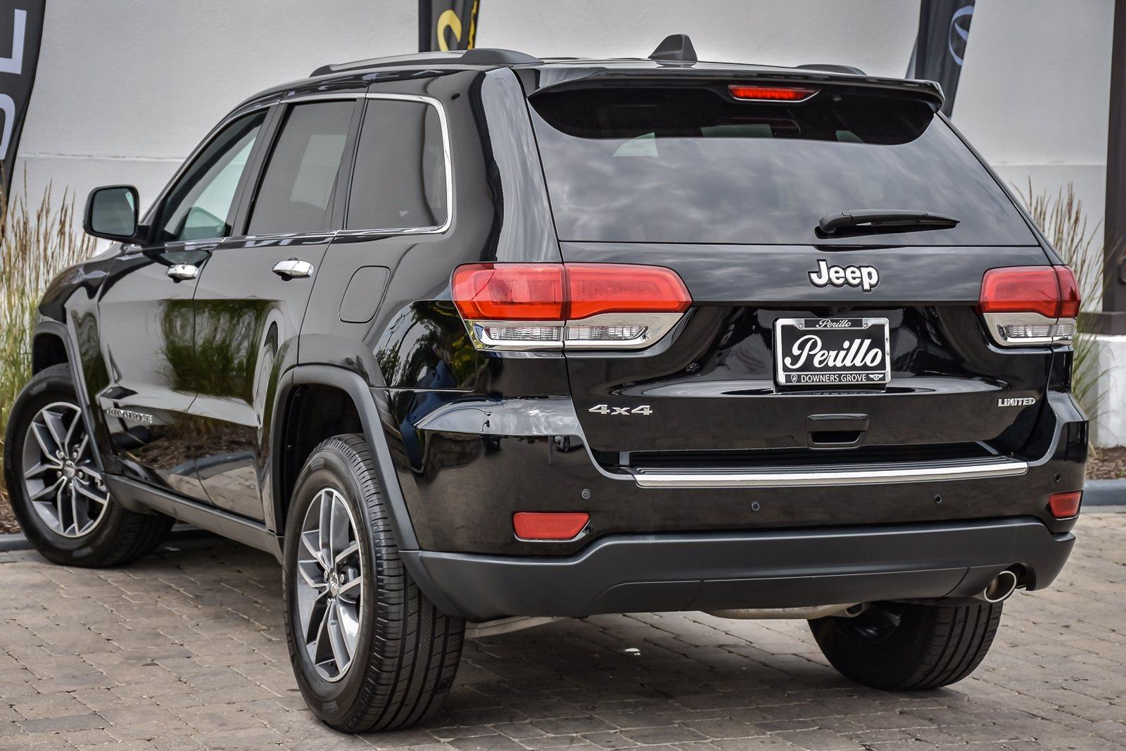 Used 2017 Jeep Grand Cherokee Limited | Downers Grove, IL
