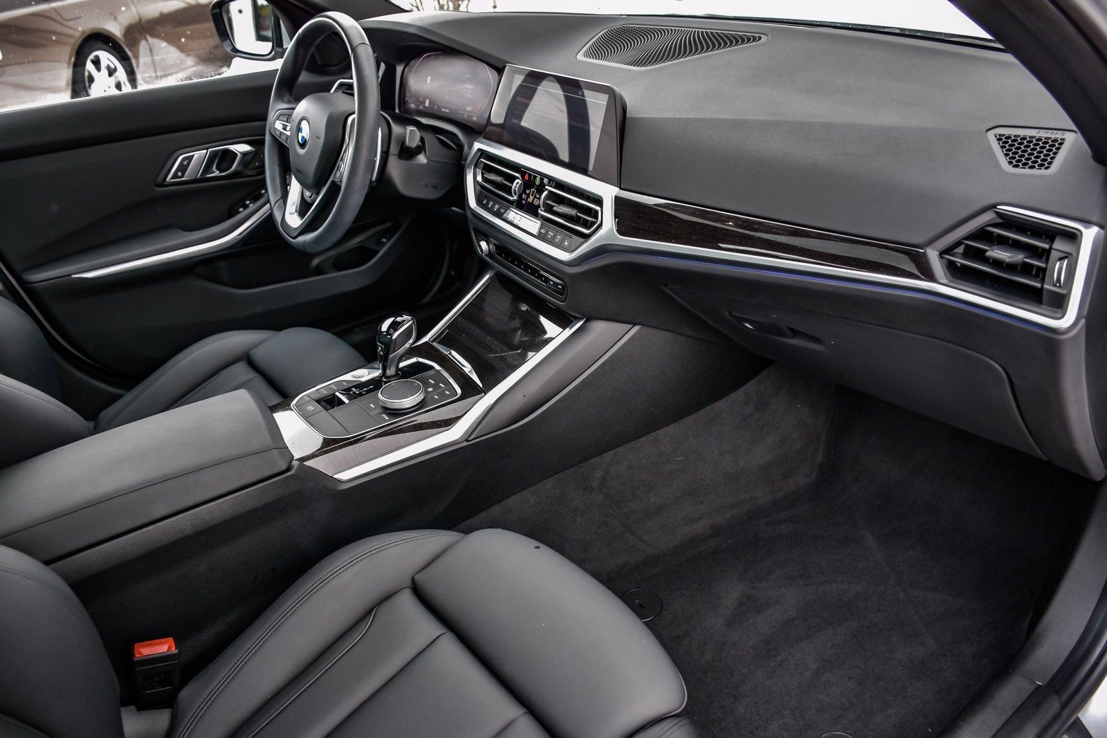 Used 2019 BMW 3 Series 330i xDrive Sport-Line Premium  With Navigation   Downers Grove, IL