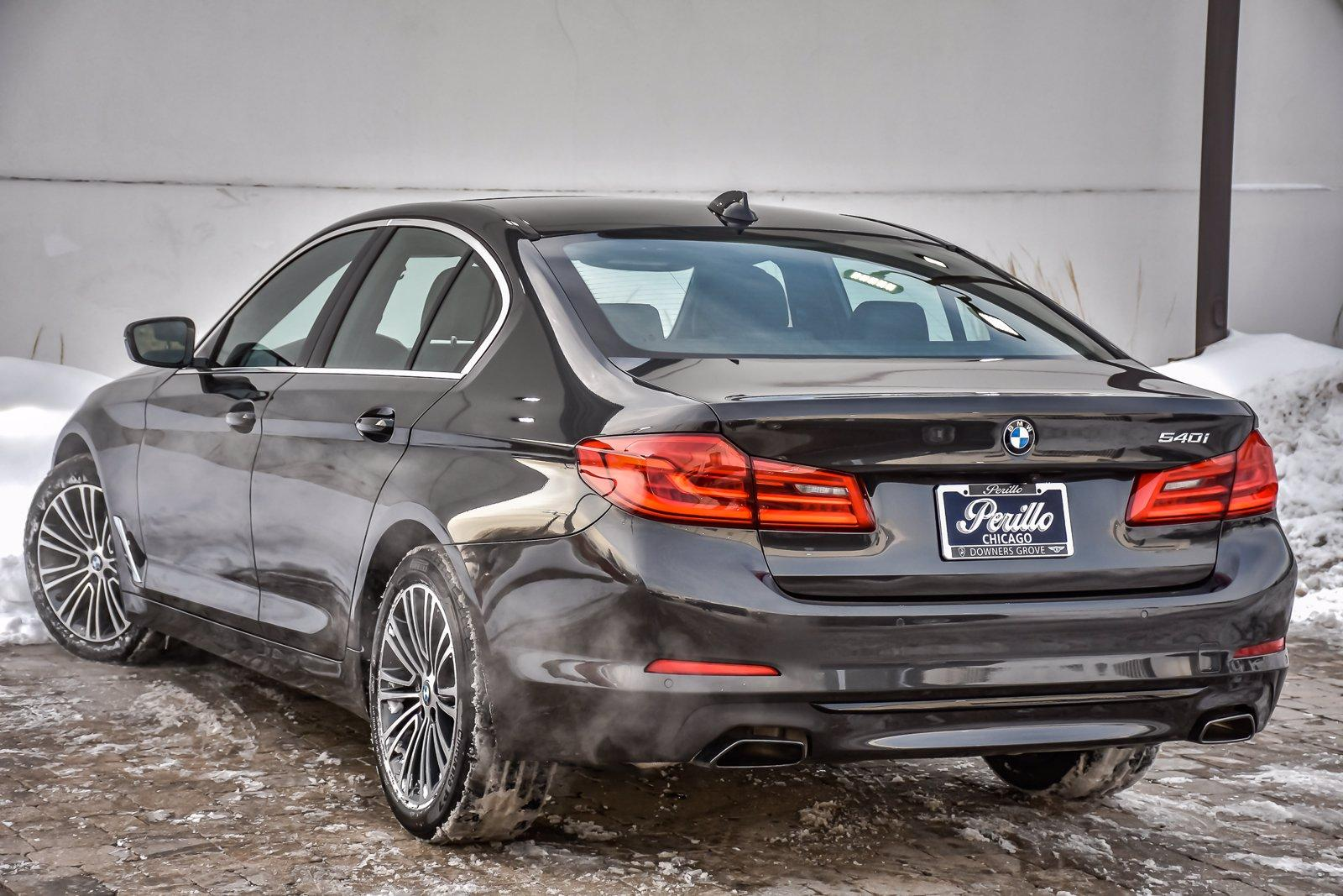 Used 2020 BMW 5 Series 540i xDrive Sport-Line Premium | Downers Grove, IL