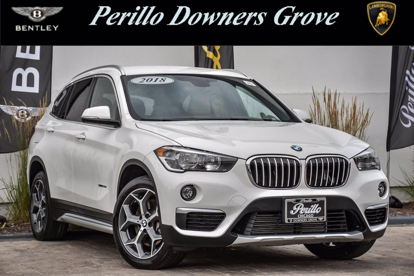 Used 2018 BMW X1 sDrive28i X-Line | Downers Grove, IL