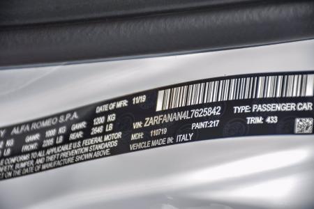 Used 2020 Alfa Romeo Giulia  | Downers Grove, IL