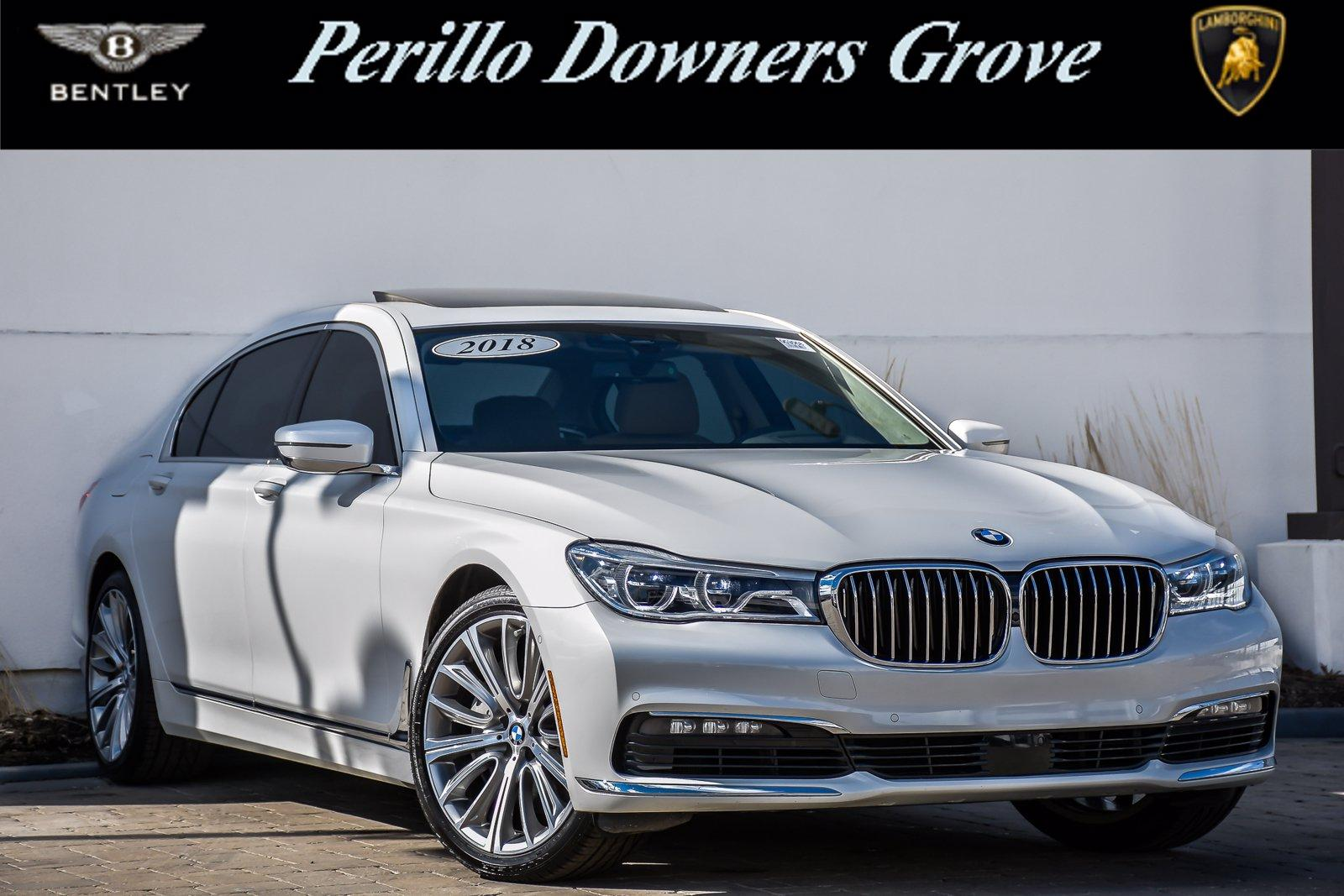 Used 2018 BMW 7 Series 750i xDrive | Downers Grove, IL