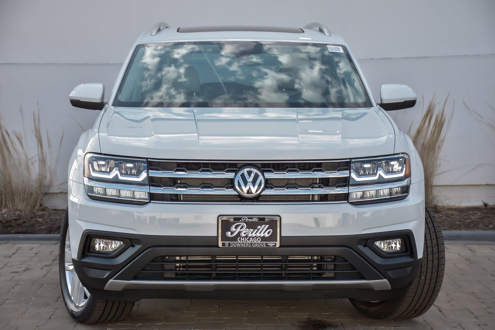Used 2019 Volkswagen Atlas 3.6L V6 SE w/Technology/3rd Row | Downers Grove, IL