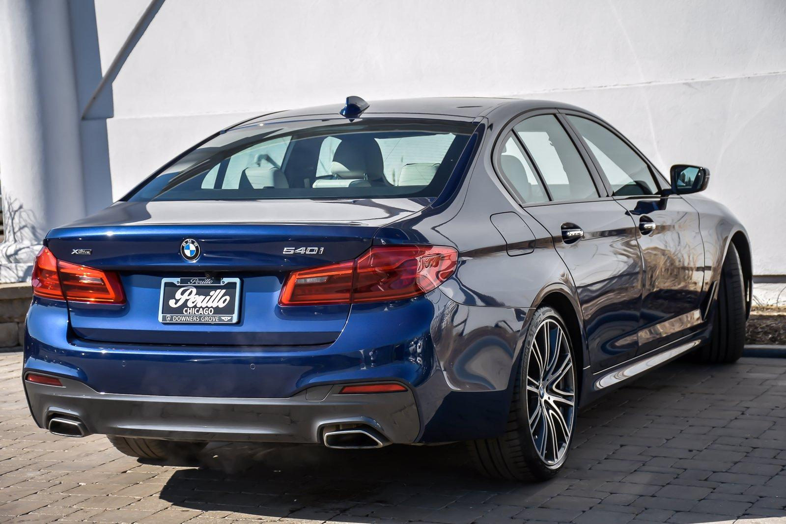 Used 2018 BMW 5 Series 540i xDrive M-Sport | Downers Grove, IL