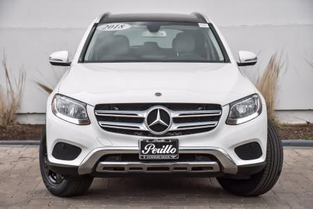 Used 2018 Mercedes-Benz GLC 300 With Navigation | Downers Grove, IL