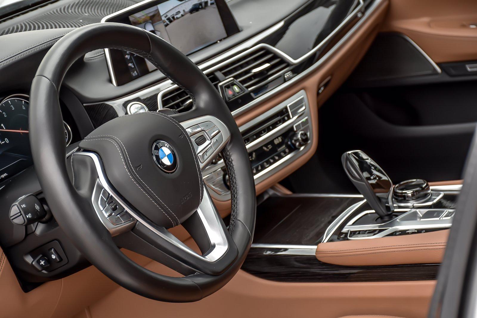 Used 2017 BMW 7 Series 740i xDrive M-Sport Executive | Downers Grove, IL