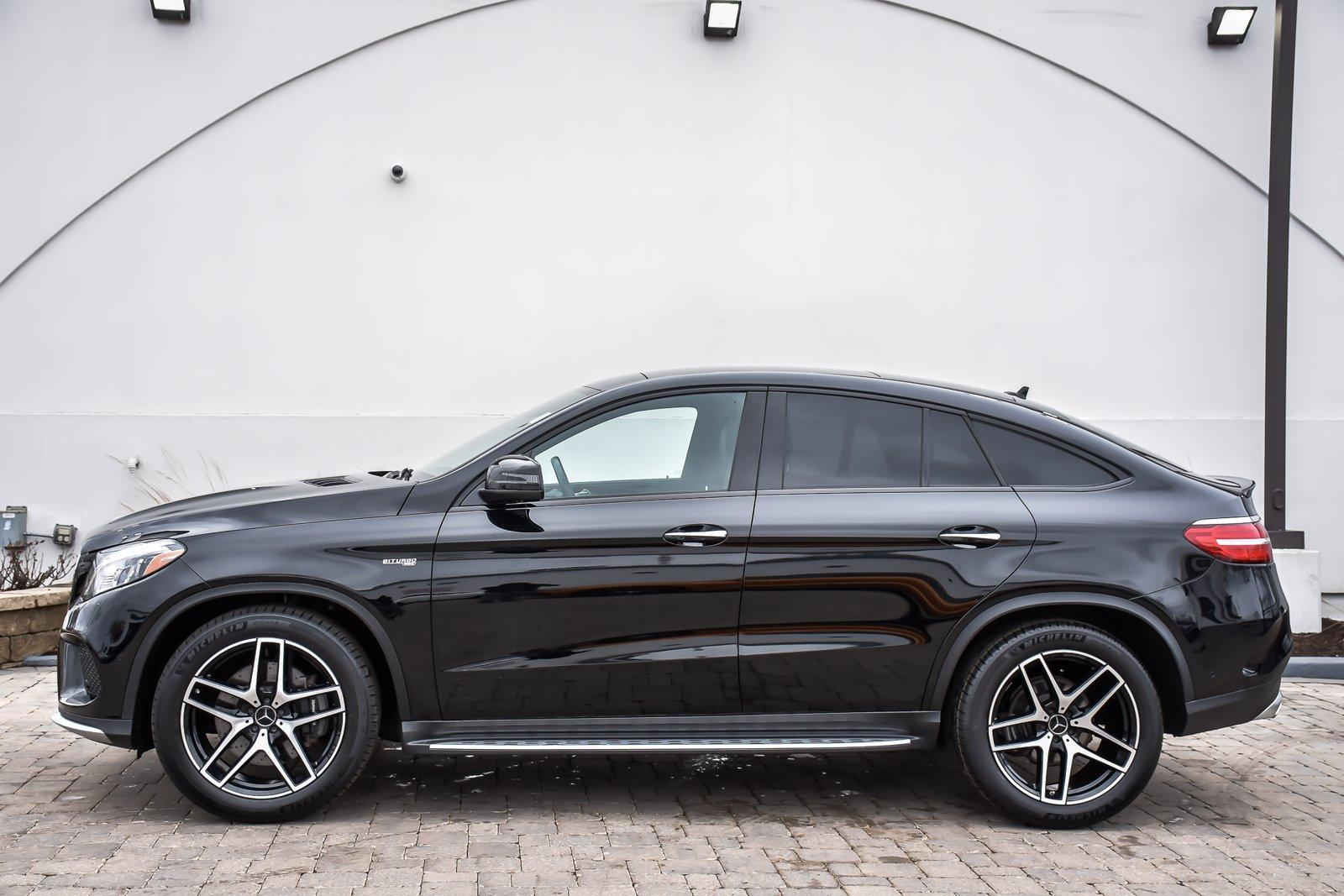 Used 2017 Mercedes-Benz GLE 43 AMG, Premium 3 Pkg, | Downers Grove, IL