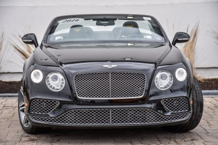 Used 2016 Bentley Continental GT W12 Mulliner Covertible | Downers Grove, IL