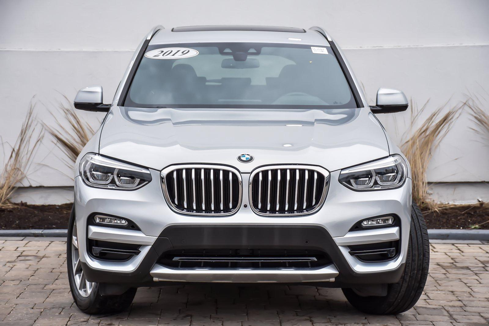 Used 2019 BMW X3 xDrive30i X-Line/Prem/Exec | Downers Grove, IL
