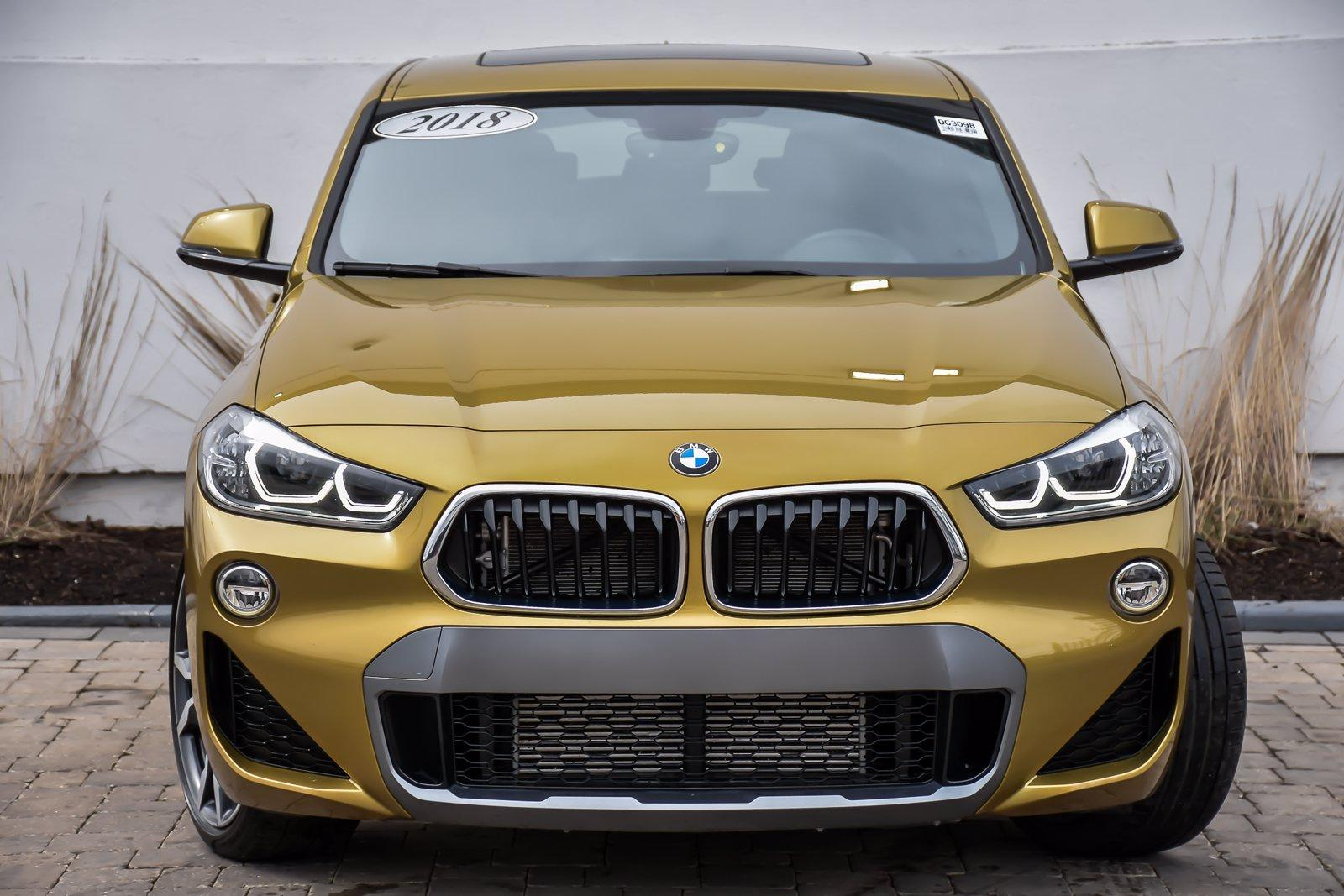 Used 2018 BMW X2 xDrive28i M-Sport X Premium With Navigation | Downers Grove, IL
