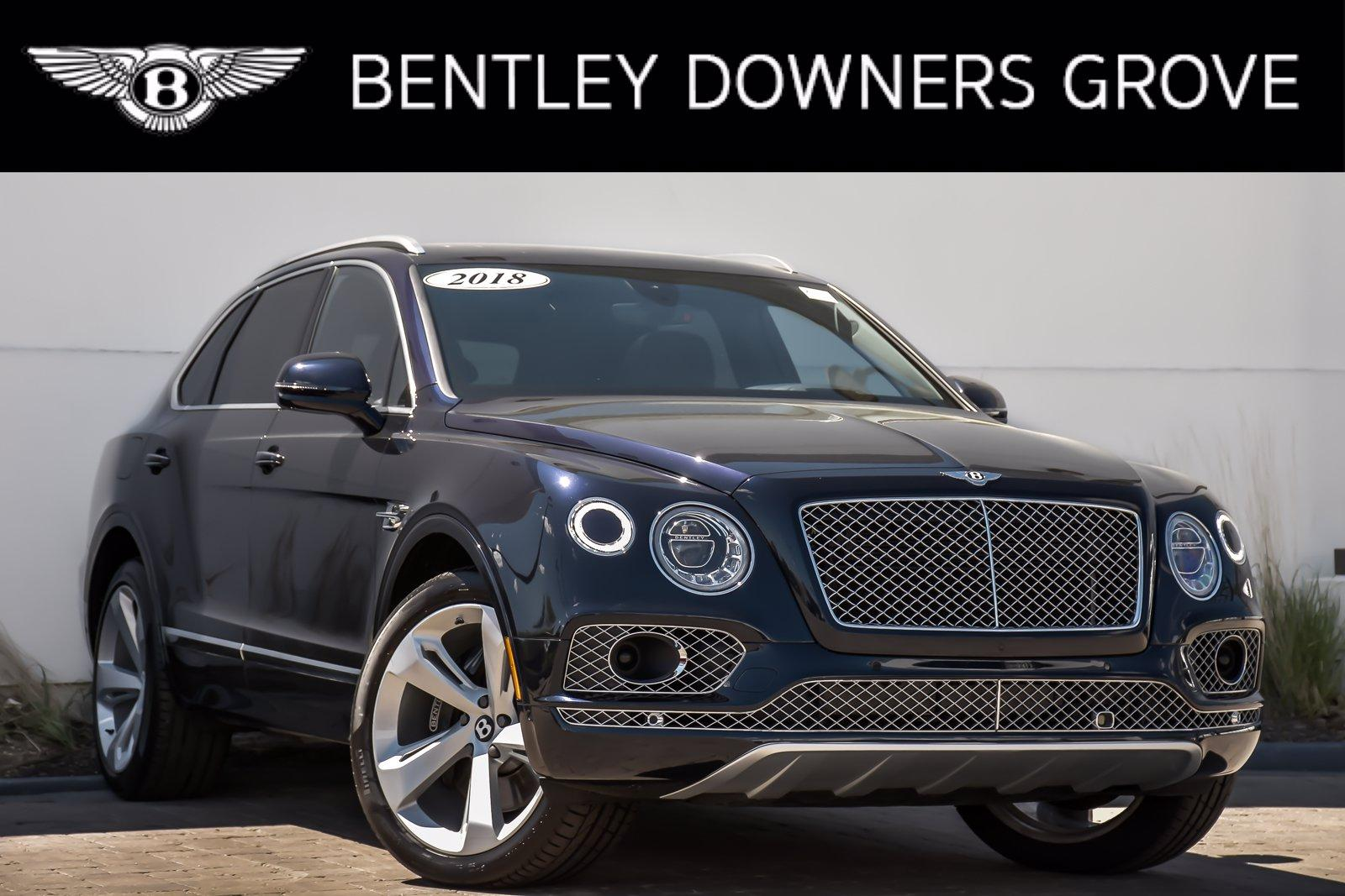 Used 2018 Bentley Bentayga W12 | Downers Grove, IL