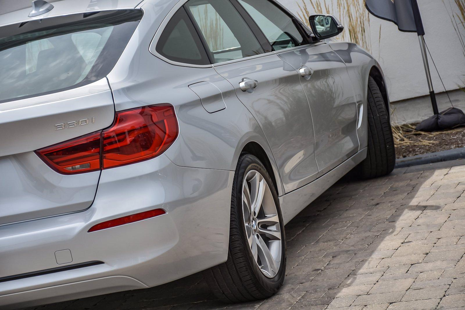Used 2018 BMW 3 Series 330i xDrive Premium Sport-Line With Navigation   Downers Grove, IL