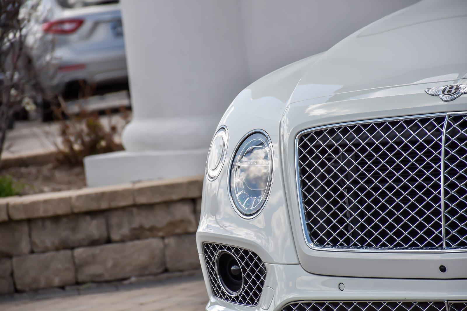Used 2018 Bentley Bentayga W12 Touring Spec | Downers Grove, IL
