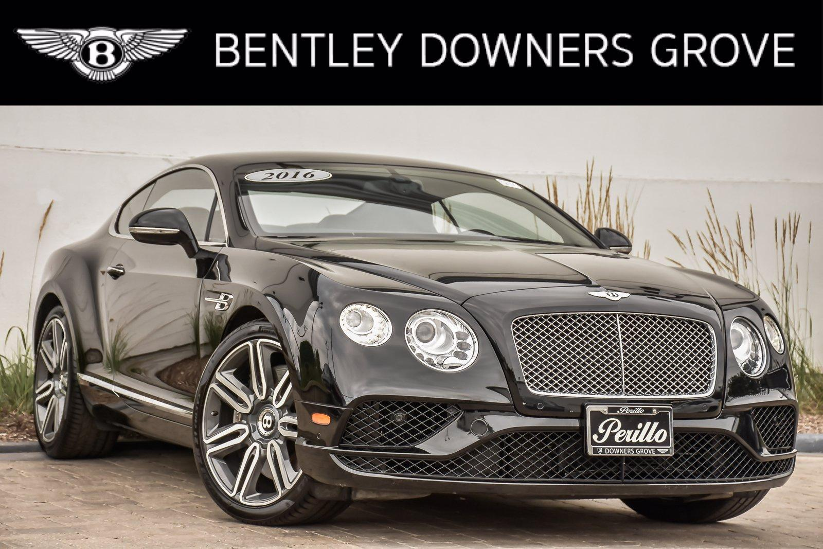 Used 2016 Bentley Continental GT W12 | Downers Grove, IL