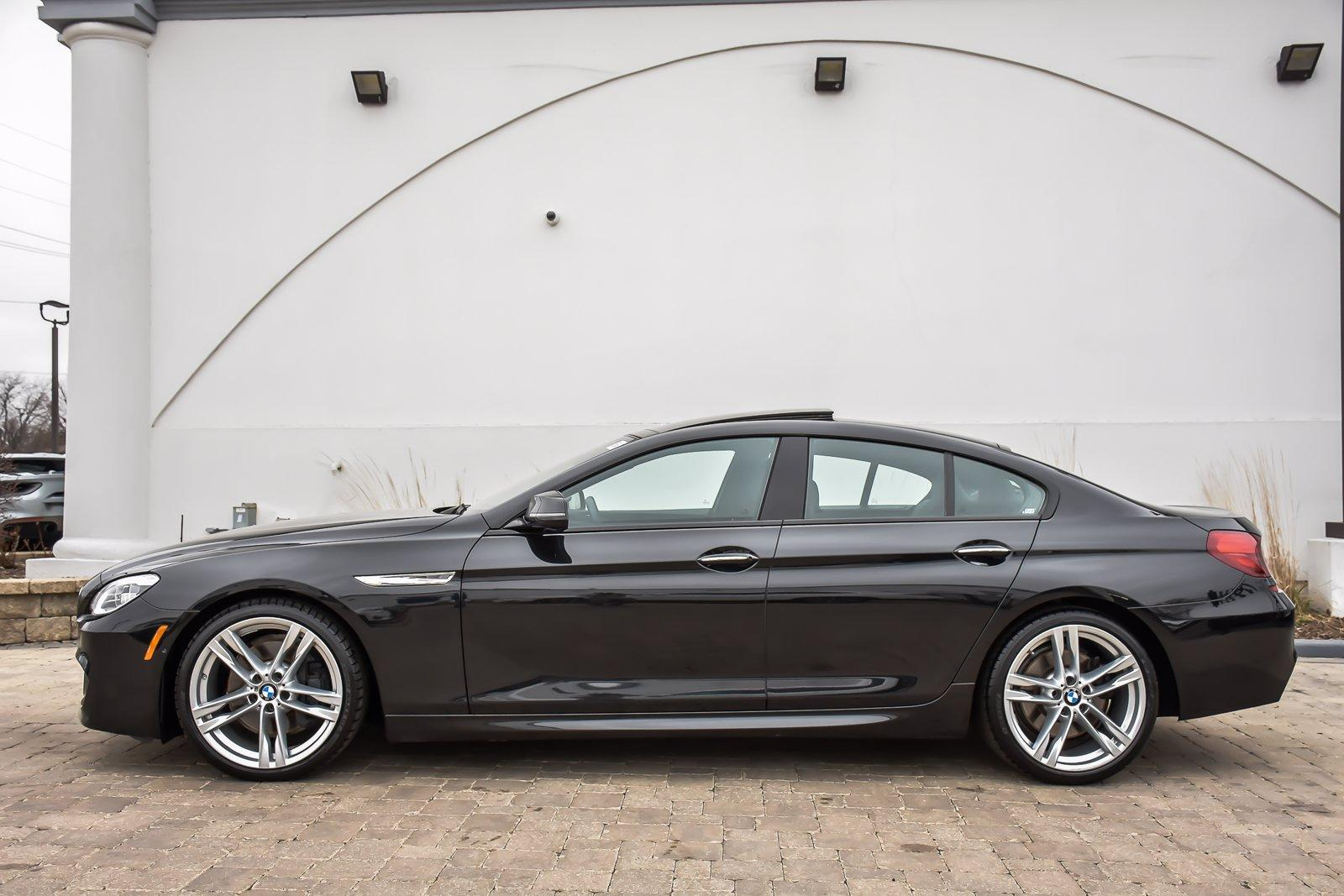 Used 2017 BMW 6 Series 640i xDrive Gran Coupe M-Sport Executive | Downers Grove, IL