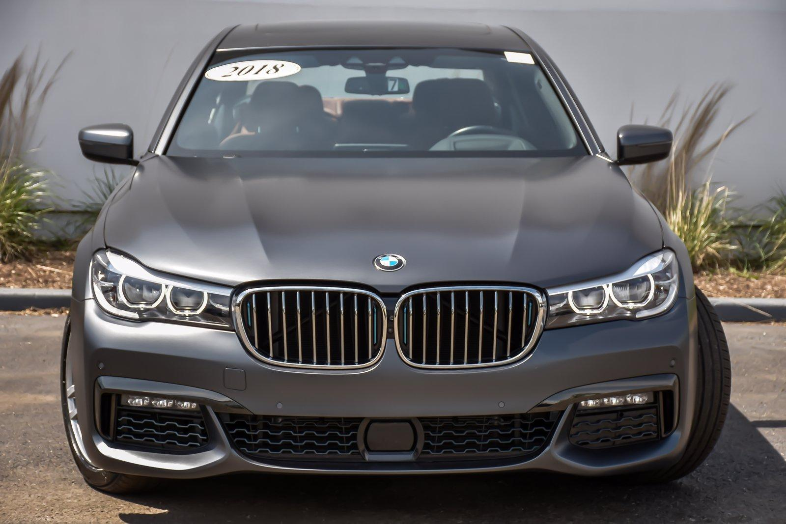 Used 2018 BMW 7 Series 740e xDrive iPerformance Executive M-Sport | Downers Grove, IL