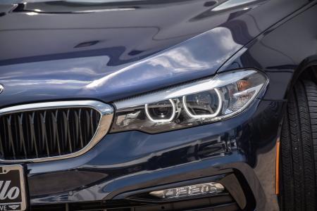 Used 2018 BMW 5 Series 530e xDrive iPerformance Sport-Line Premium   Downers Grove, IL